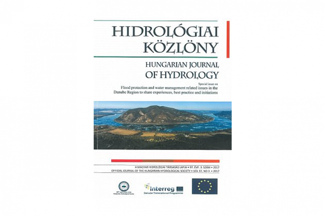 HUNGARIAN JOURNAL OF HYDROLOGY SPECIAL ISSUE: