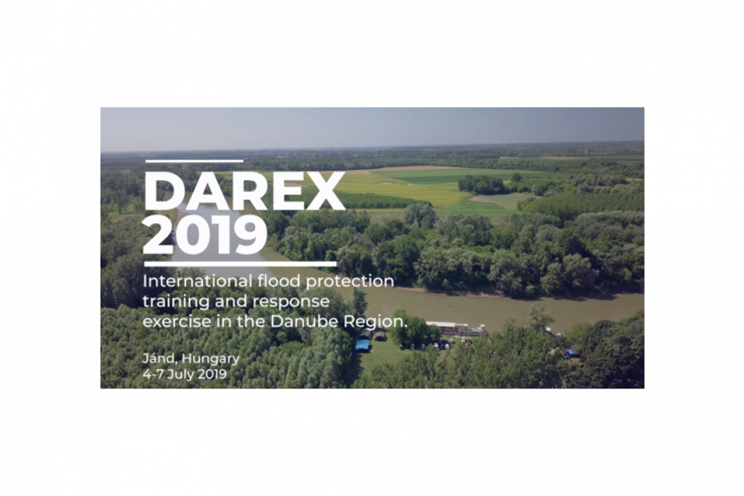 DAREX FLOOD RESPONSE EXERCISE video has been released