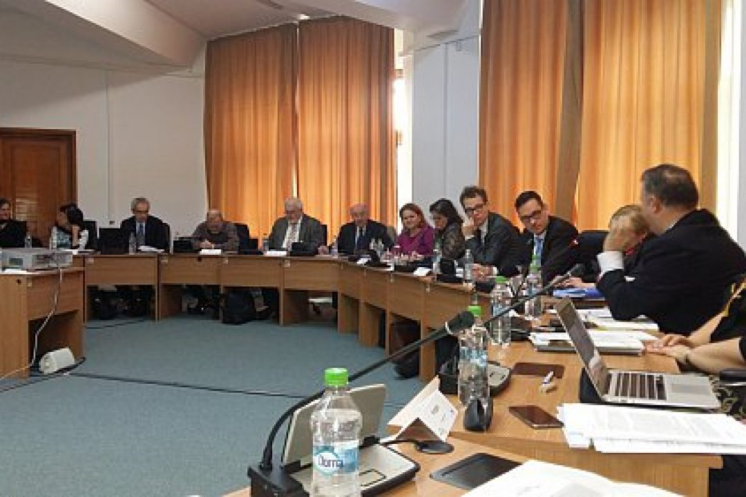 10th Steering Group Meeting of PA5 in Bucharest