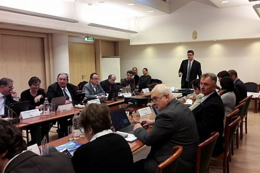 11th PA5 STEERING GROUP MEETING IN BUDAPEST
