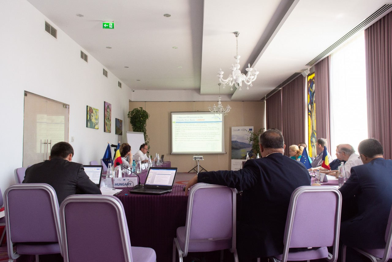 13th SG MEETING, BUCHAREST