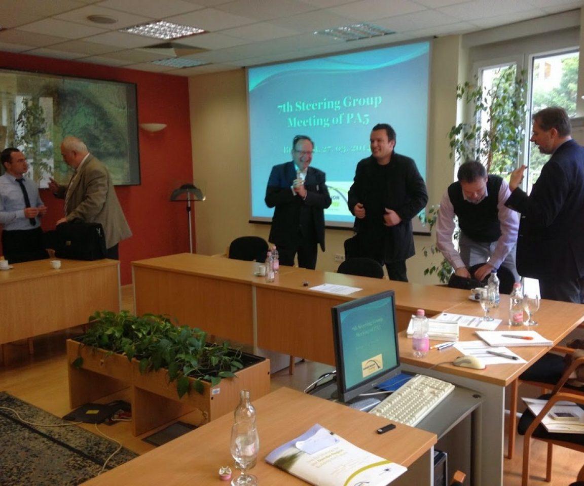 7th SG MEETING, BUDAPEST