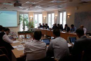 9th SG MEETING, BUDAPEST