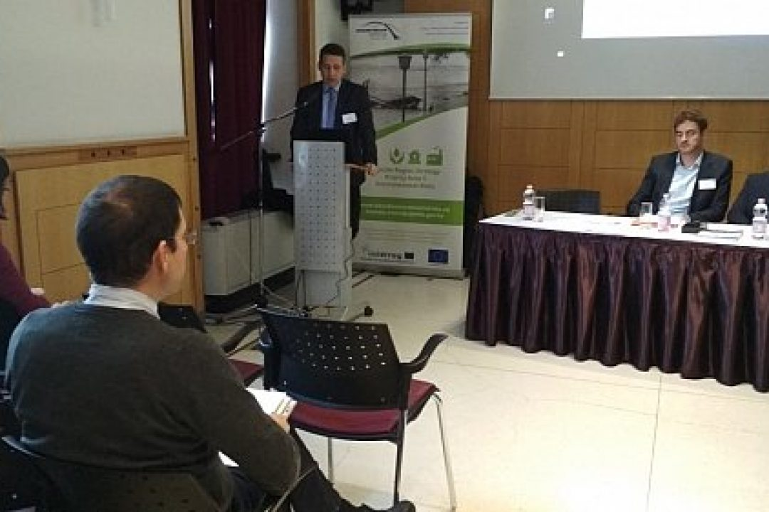 EU level workshop on hydromorphology