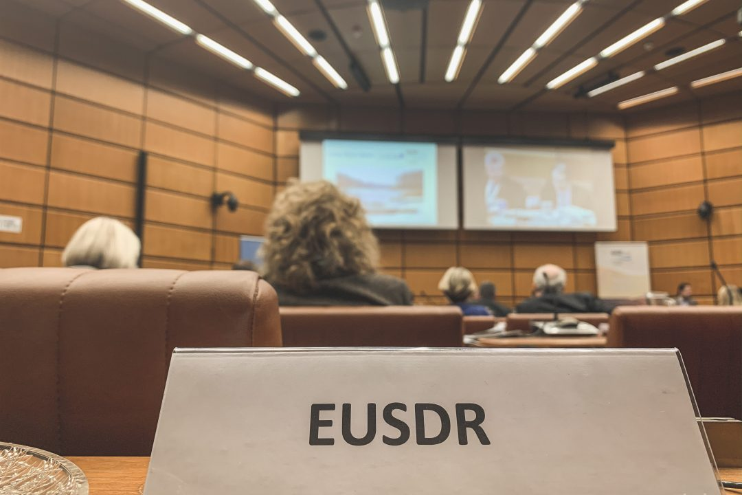 EUSDR PA5 participation on ICPDR 22th OM Meeting