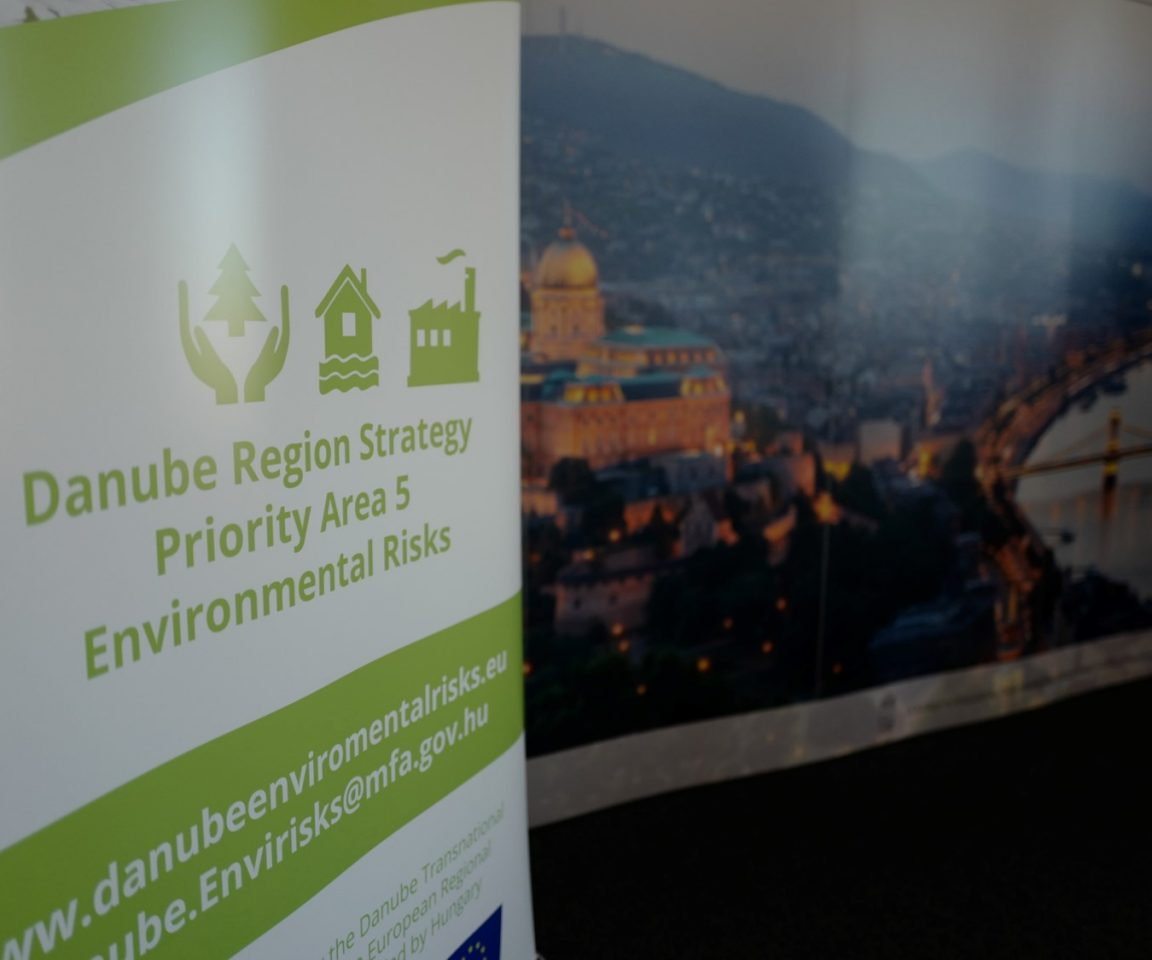 16TH STEERING GROUP MEETING OF EUSDR PA5