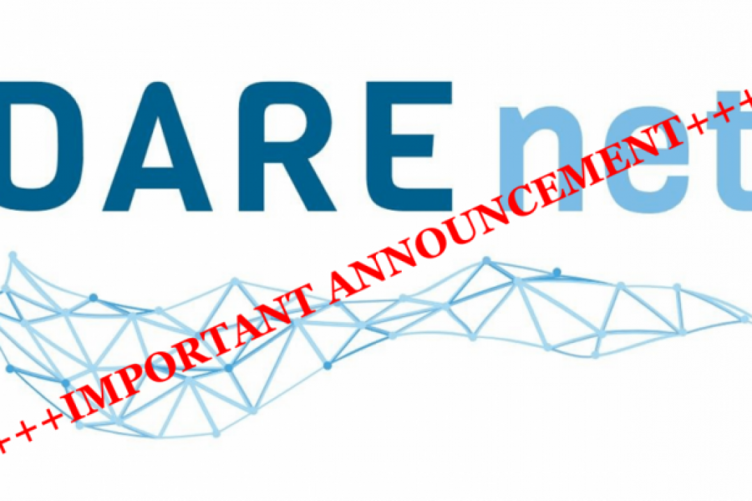 Joint EUSDR PA5 – DAREnet Annual Practitioner Forum postponed