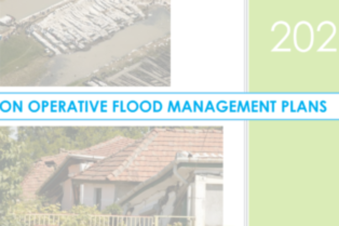 Operative Flood Management Plans