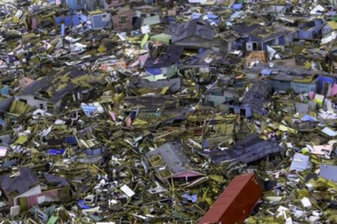 International Day for Disaster Risk Reduction 13 October
