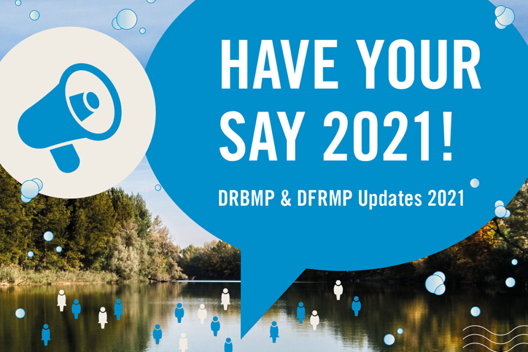 Public Consultation on Draft River Basin and Flood Risk Management Plans 2021