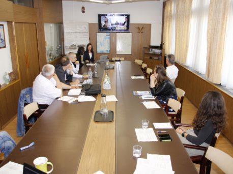 ForMURA project kick-off meeting